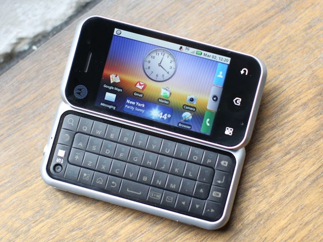 Motorola Backflip Review: Not For Us, But Maybe For Them