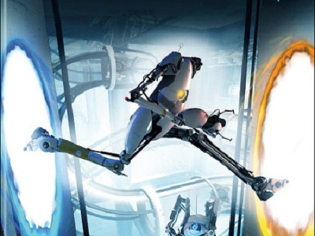 Score Portal 2 and the Orange Box for just $4 each today