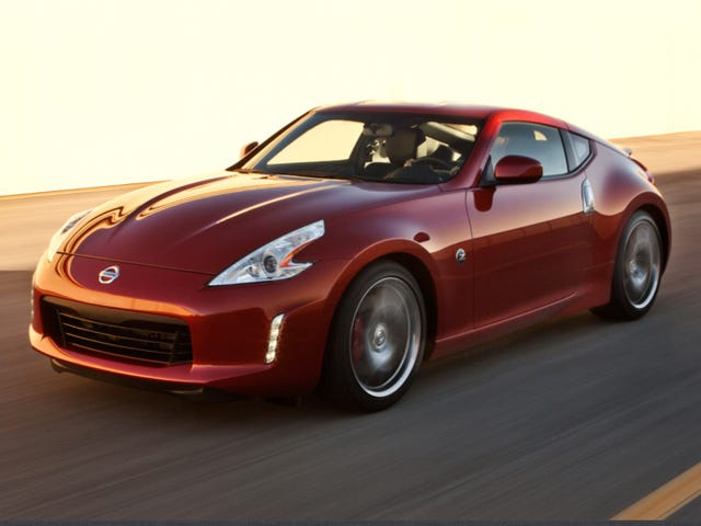 2013 Nissan 370Z: Can You Tell The Difference?