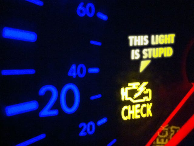 Why The 'Check Engine' Light Must Be Banned