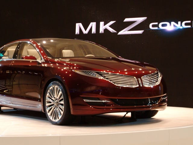 The MKZ Concept Will Not Save Lincoln