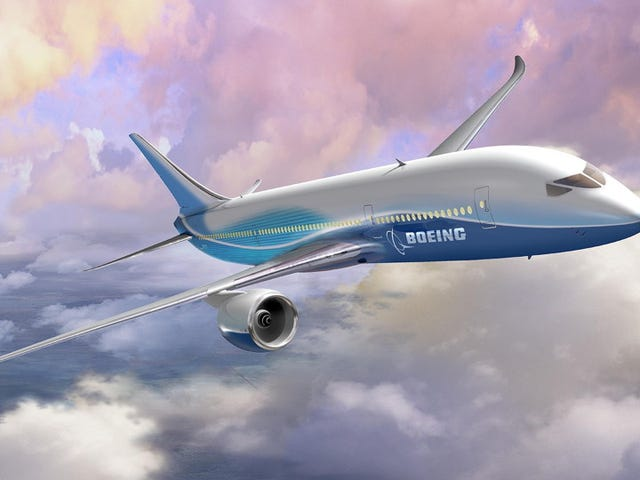 Boeing took the 787 Dreamliner on a record-setting 10,710-mile flight