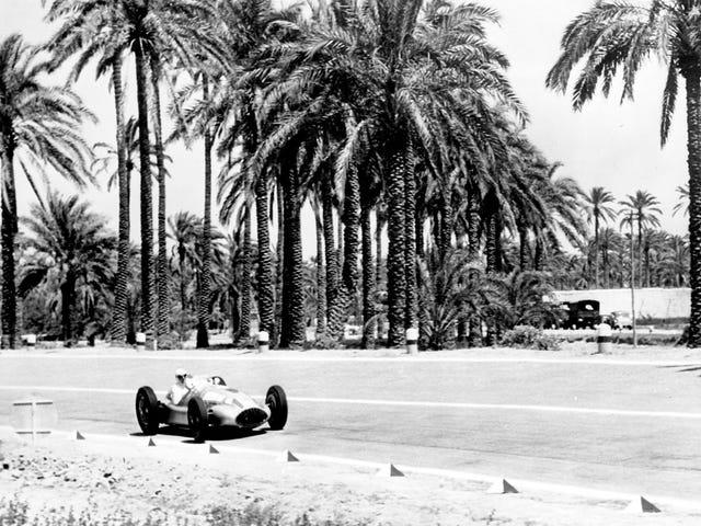 Mercedes–Benz's great Libyan racing swindle