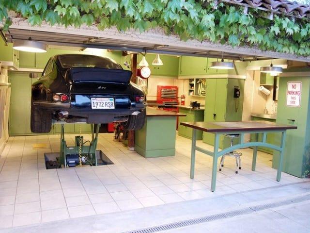 The amazing DIY Ikea dream garage
