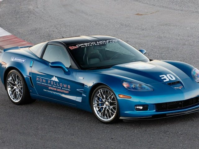 New Corvettes Now Come With Driving Lessons