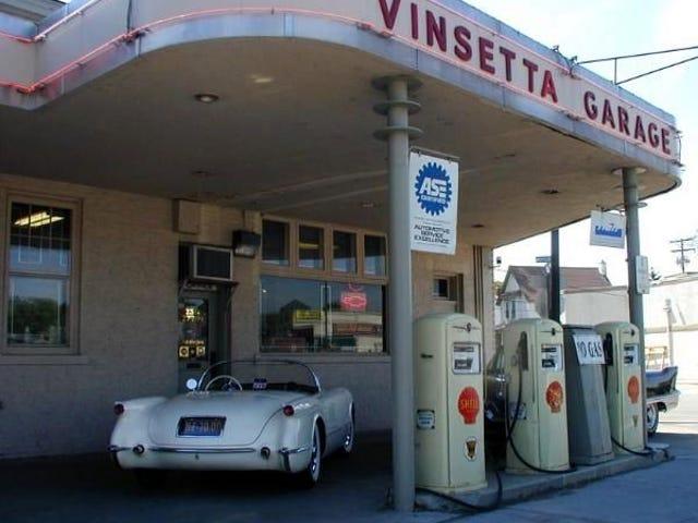 Metro Detroit's Historic Vinsetta Garage Is No More