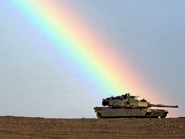 Ten Memorable Modern Military Vehicles