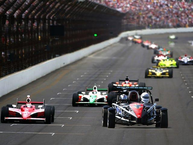 Ten Alternative Indy 500 Pace Cars
