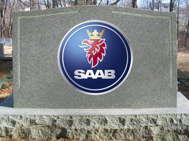 Saab Officially Børked