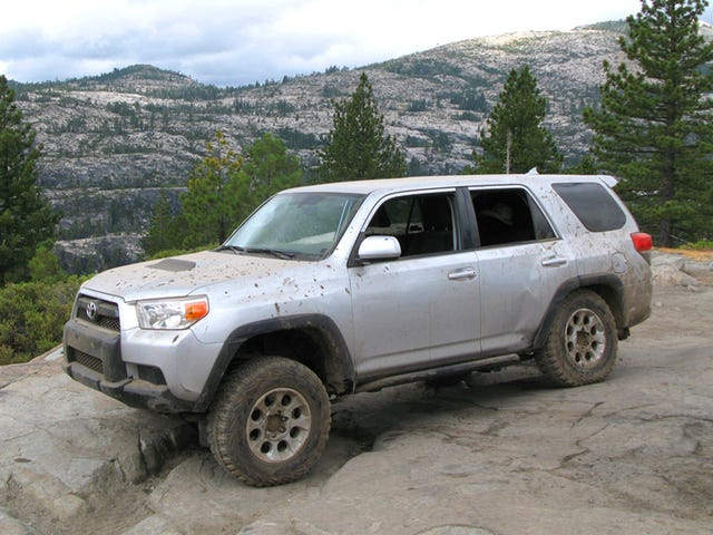 2010 Toyota 4Runner: More Power, More Dents