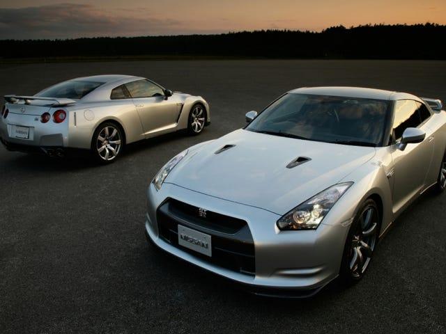Die GT-R-Garantie für 2010 ist ungültig, da Nissan der Zugriff auf Ihre Black-Box-Daten verweigert wurde