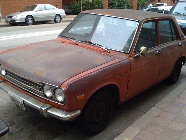 DOTS-O-Rama Sunday, San Francisco Edition: Datsun 510
