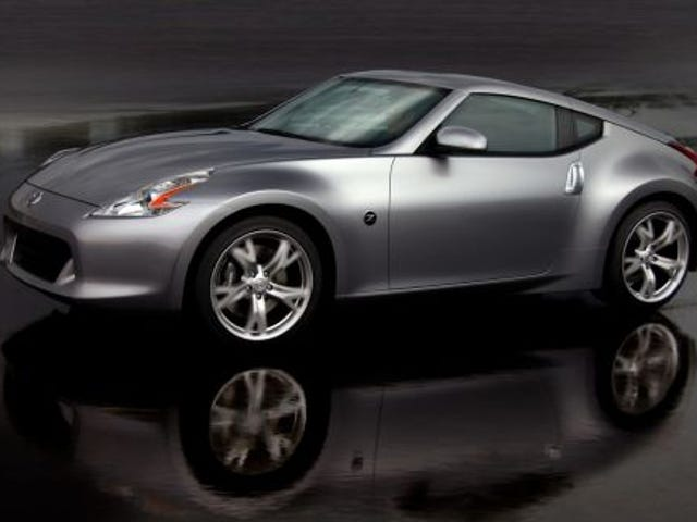 LA Auto Show Site Tips Us Off To 332 HP Rating For Nissan 370Z