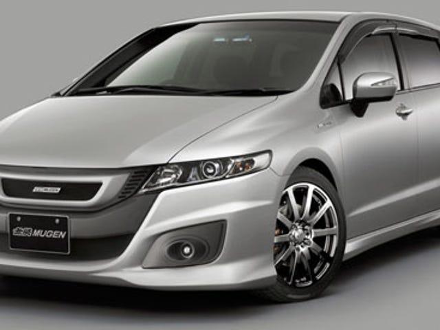 Mugen Kits Already Out For JDM Honda Odyssey