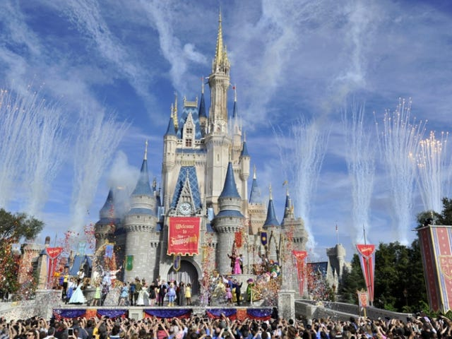 Rich People Hire Disabled Tour Guides So They Can Cut Lines at Disney
