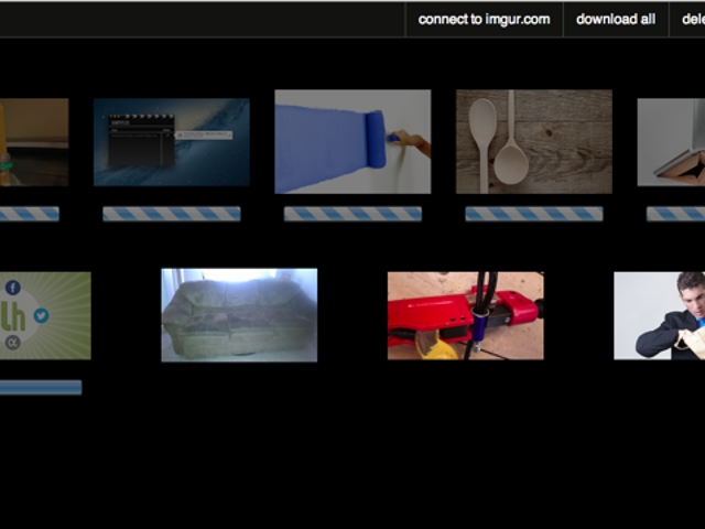 Imgur Extension by Metronomik Rehosts Images Instantly
