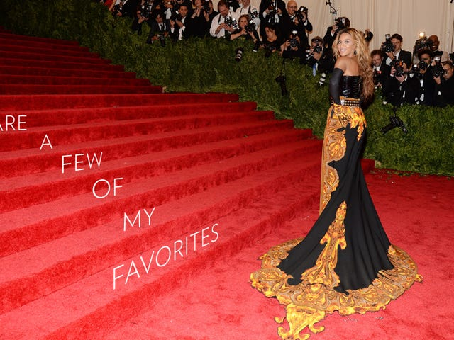 Allow Beyoncé to Guide You Through Her Magnificent, Curated Collection