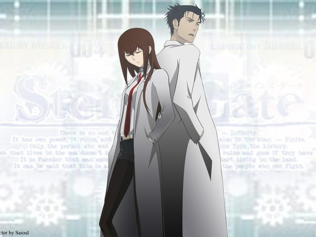 Steins;Gate: The Best Anime I've Seen in a Long Time