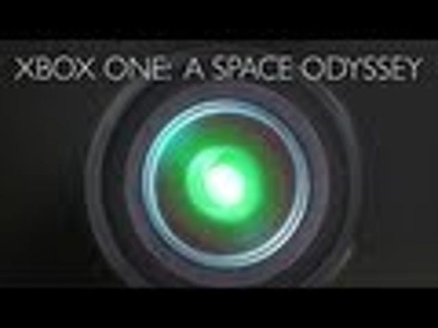 Haha, Xbox One Is Basically Going to Be HAL 9000