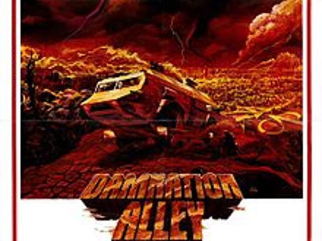 Today random retro sci-fi fix: Damnation Alley