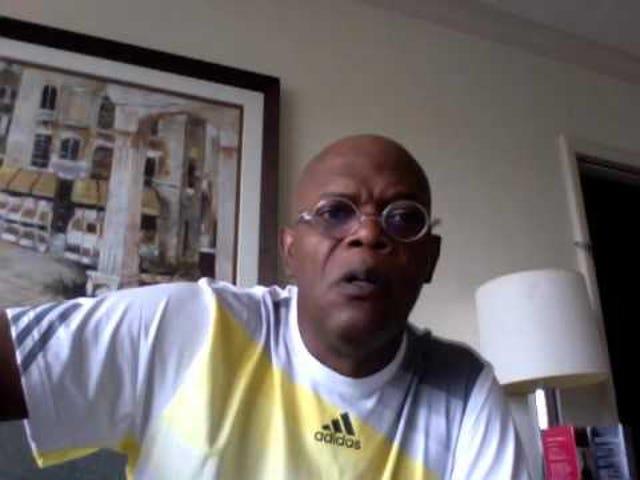 Watch Samuel L. Jackson Do a Walter White Monologue