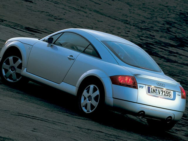 Move Over Miata: The Audi TT Is More Likely To Last Over 150,000 Miles