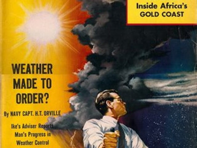Weather Made to Order? (1954)