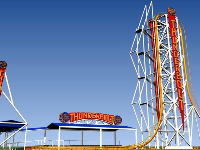 Coney Island Is Resurrecting a Legendary Coaster--With a New Twist