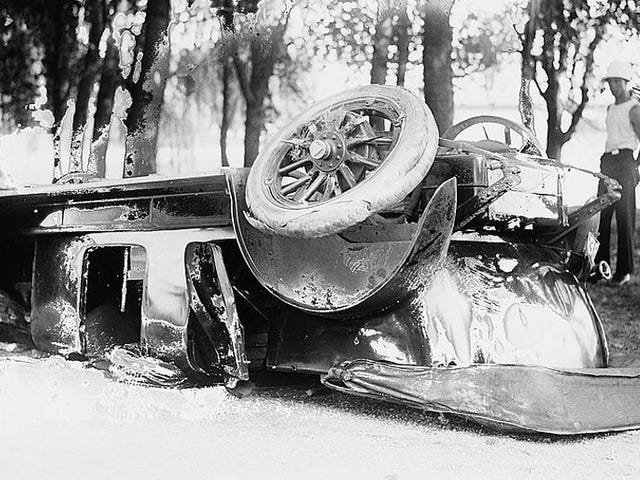 How the Automobile Became a Suicide Machine