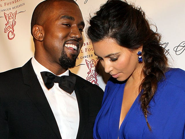Kanye Accused of Cheating on Kim With Rando Canadian 'Model'