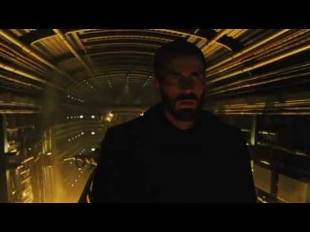Revolution derails the last train on earth in the Snowpiercer trailer