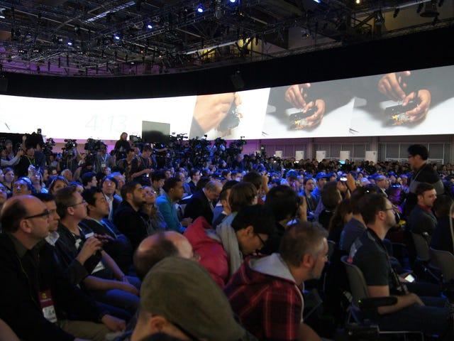 Las conferencias del E3 1023