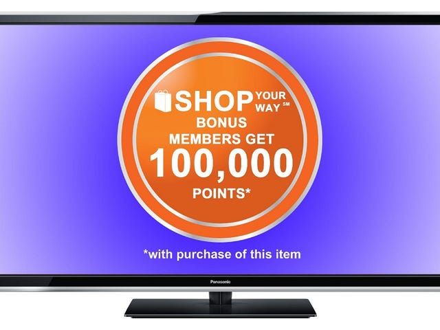 [GONE] This 42-Inch Panasonic HDTV and $100 in Sears Credit is Only $400