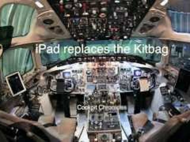 This Is What It's Like to Have an iPad in the Cockpit
