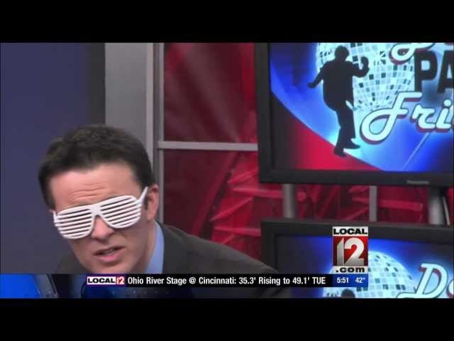Antics Of Basic Cable Traffic Reporter Make Cincinnati a Better Place