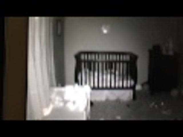 A Baby Monitor App Captured the Adorable Truth of What Happens When a Toddler Is Trying to Sleep