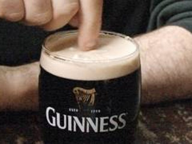 The physics of Guinness are as fascinating as they are delicious (and they're very delicious)
