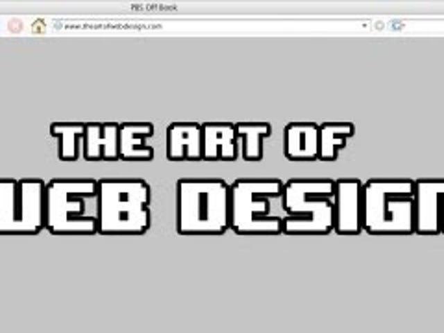 The Art of Web Design Explained