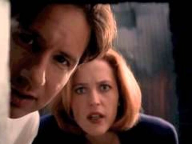 Here's Dana Scully Saying 'Oh My God' 67 Times Because of Aliens