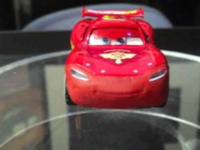 Owen Wilson's Soul Is Trapped in this Cars 2 Car