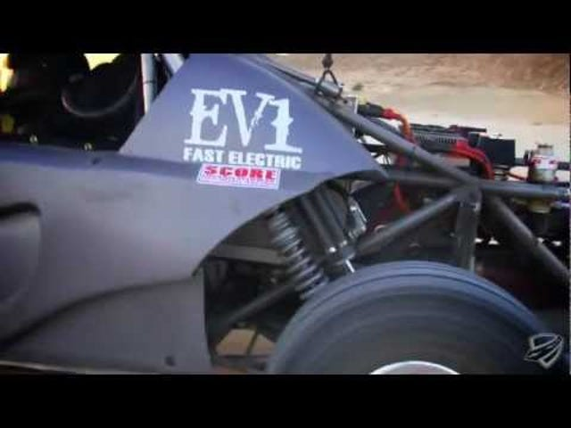 You Can't Ignore The Awesomeness Of A Powerful Electric Dune Buggy