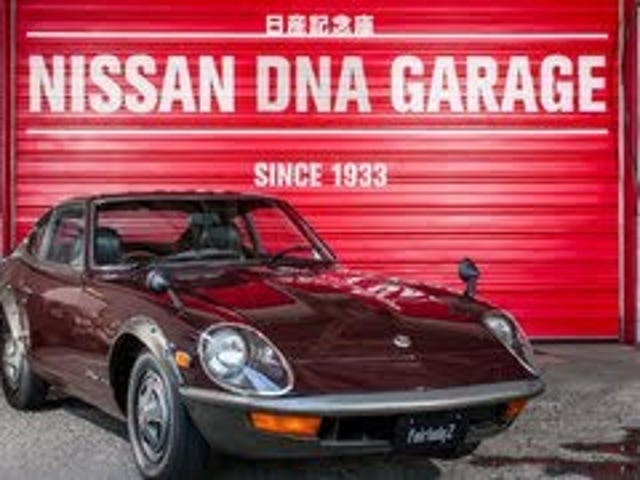 Jay Leno Exposes The (Possible) Future Of The Nissan Z In Japan