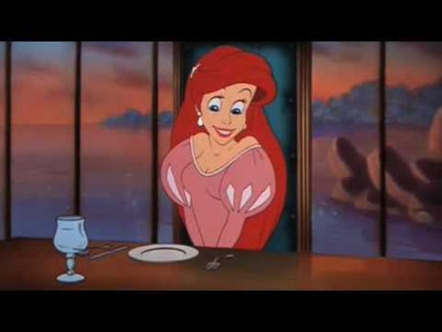 Ariel From The Little Mermaid Is The Perfect Lindsay Lohan