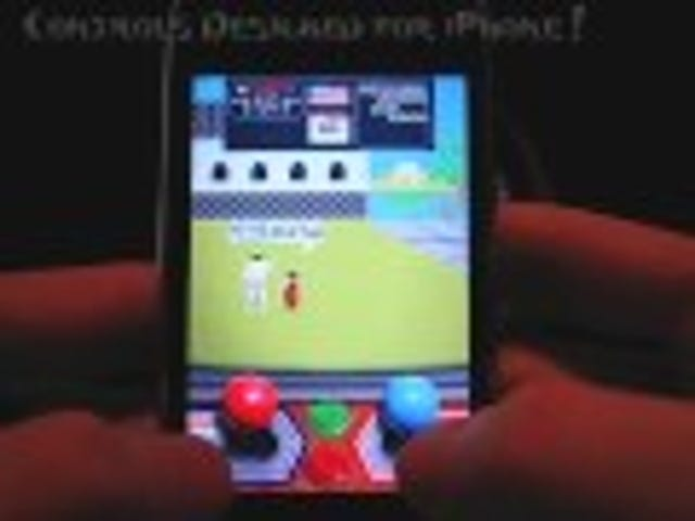 Oh Yes! Classic Karate Champ Game Coming to iPhone Soon