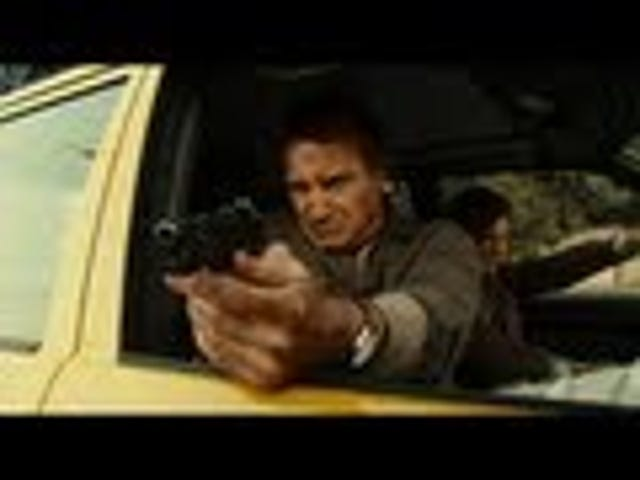 If You Take Liam Neeson's Wife He Will Shoot At You From A Car