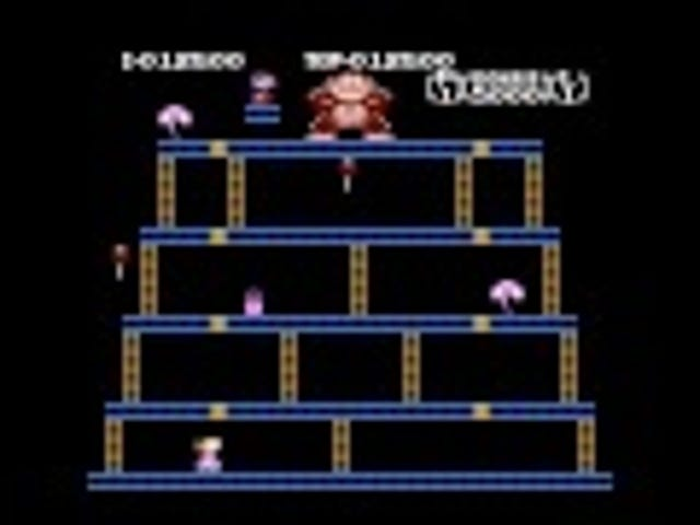 Rad Dad Hacks Donkey Kong So His Daughter Can Be the Hero
