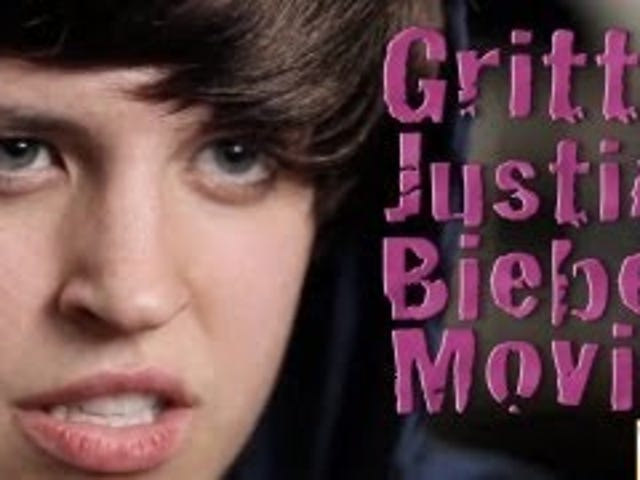 Justin Bieber Finally Gets the Gritty Biopic He Deserves