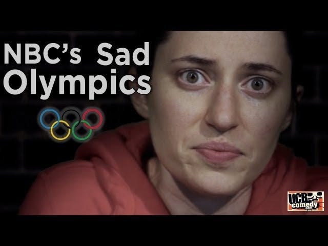 The Olympics Will Guilt You Into Tuning In