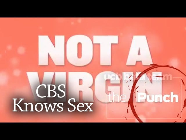 CBS Is The Sexiest Network For Watching Sexy People Make Sexy Sex Jokes, Sexually