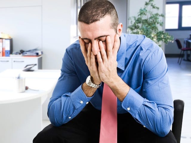 70% of American Workers Admit They're Dead Inside